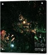 Christmas Tree Series 5 Acrylic Print
