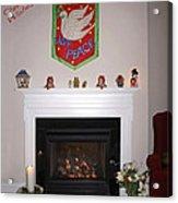 Christmas Wishes Acrylic Print