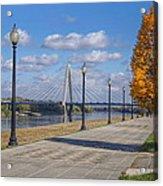 Christopher S. Bond Bridge Acrylic Print