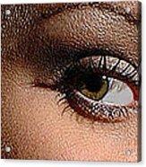 Christy Eyes 89 Acrylic Print