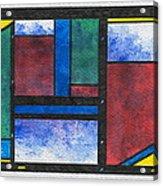 Chromatic Vision 4 Acrylic Print