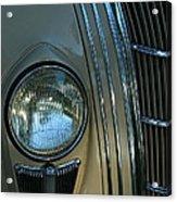 Chrysler Airflow Acrylic Print