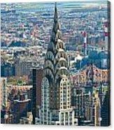 Chrysler Building - Nyc Acrylic Print