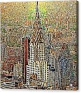 Chrysler Building New York City 20130425 Acrylic Print