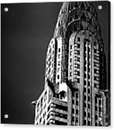 Chrysler Building Nyc 1 Acrylic Print