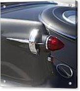 Chrysler Imperial Taillight Acrylic Print