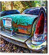 Chrysler Saratoga #1 Acrylic Print