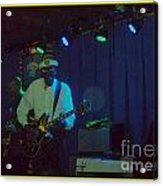 Chuck Berry And Charles Berry Jr. 2 Acrylic Print