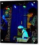 Chuck Berry Fam Jam Acrylic Print