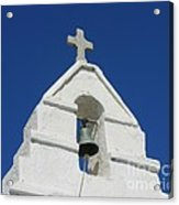 Church Bell In The Sky 4 Acrylic Print