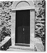 Church Door Hawaii Acrylic Print