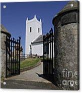 Church If Ireland Acrylic Print