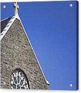 Church In Tacoma Washington 2 Acrylic Print