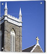 Church In Tacoma Washington 4 Acrylic Print