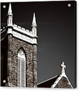 Church In Tacoma Washington 5 Acrylic Print