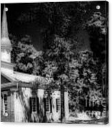 Church In The Woods Acrylic Print