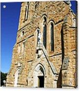 Church Mass Acrylic Print