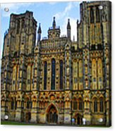 Church Of England Acrylic Print