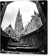 Church Of Our Lady Acrylic Print