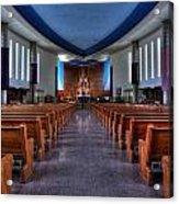 Church Of Saint Columba Acrylic Print
