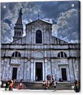 Church Of St. Euphemia Acrylic Print