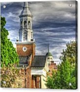Church Of The Abiding Presence 1a - Lutheran Theological Seminary At Gettysburg Spring Acrylic Print
