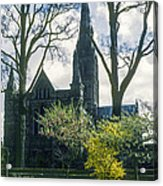 Church Of The Blessed Mary Acrylic Print
