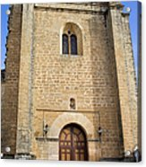 Church Of The Holy Spirit In Spain Acrylic Print