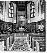 Church Of The Nativity Acrylic Print