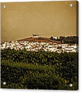 Church On The Hill - Andalusia Acrylic Print