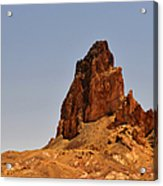 Church Rock Arizona - Stairway To Heaven Acrylic Print by Christine Till