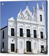 Church Sao Luis Brazil Acrylic Print