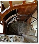 Church Stairs Acrylic Print