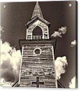 Church Steeple 2 Acrylic Print