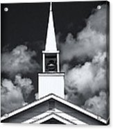 Church Steeple Acrylic Print