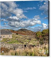 Church View Acrylic Print