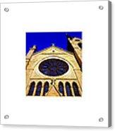 Church_09.23.12 Acrylic Print