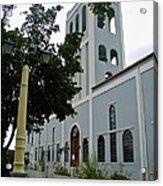 Ciales Catholic Church Acrylic Print