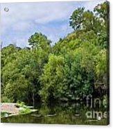 Cibolo Creek  Acrylic Print