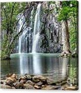 Cider Creek Falls Acrylic Print
