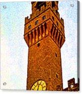 Ciena Tower Acrylic Print