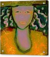 Cigale Acrylic Print