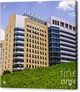 Cincinnati Children's Hospital Medical Center Acrylic Print