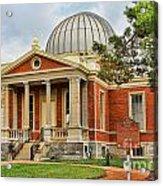 Cincinnati Observatory 0053 Acrylic Print