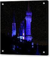 Cinderellas Night Acrylic Print