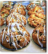 Cinnamon Muffins Acrylic Print