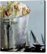 Cinnamon Toast Ice Cream Acrylic Print