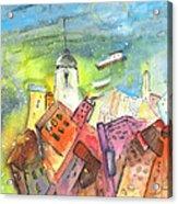Cinque Terre 03 Acrylic Print