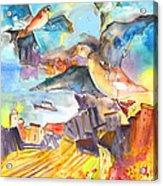 Cinque Terre 05 Acrylic Print