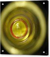 Circle Abstract 01 Acrylic Print